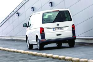 VW Transporter 2.0 TDI