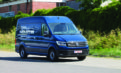 Test drive Volkswagen e-Crafter