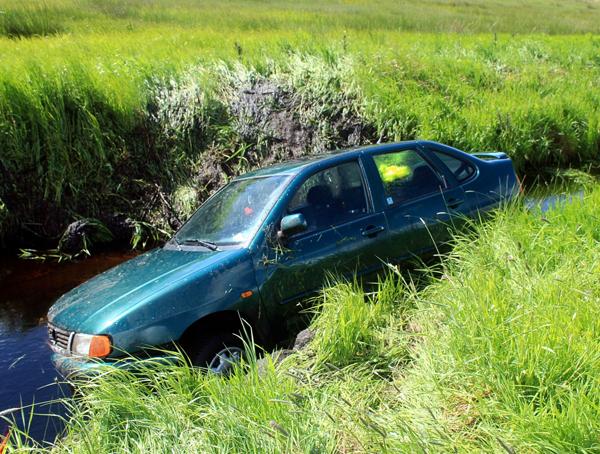 accidentele cu un singur vehicul