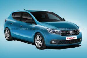 Dacia: planuri de viitor Sandero 3
