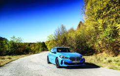 Test drive BMW 120d xDrive M Sport