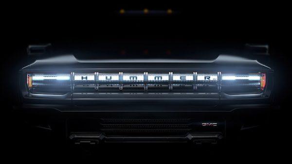 GMC - Hummer EV pick-up