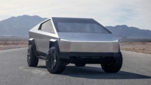 Tesla Cybertruck pick-up