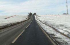 Toate drumurile naţionale sunt deschise circulaţiei