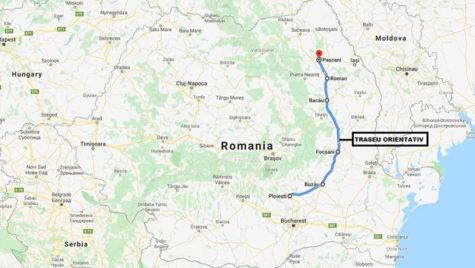 O nouă problemă pentru drumul de mare viteza Ploieşti – Bacău