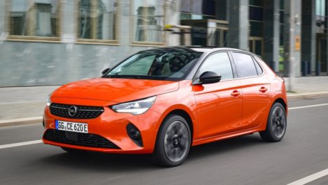 Prețuri Opel Corsa-e în România