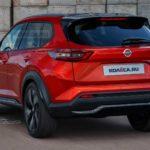 2021 viitorul Nissan X-Trail (1)