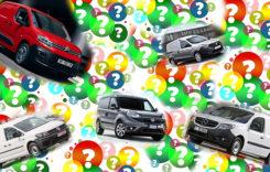 Top: cele mai ieftine vehicule comerciale din Romania