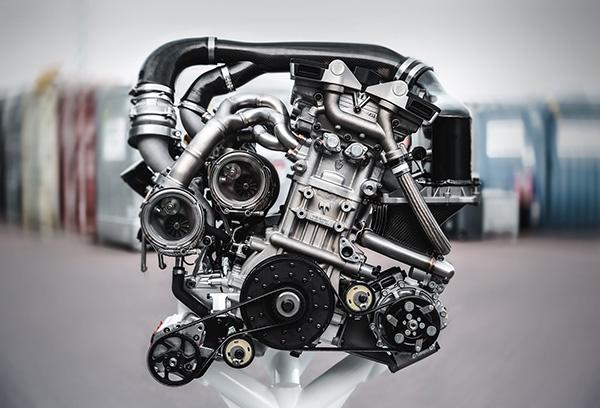 Cel mai performant motor din lume
