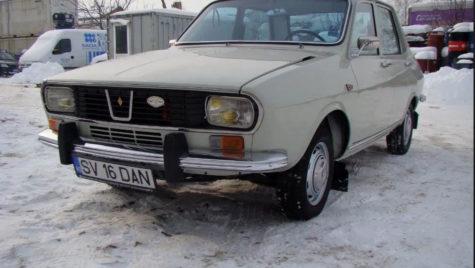 O Dacia 1300 este cea mai scumpă Dacie second hand din România!