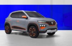 Dacia Spring prefigurează prima Dacia electrică