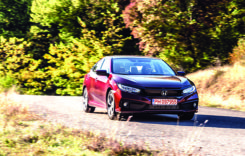 Test drive Honda Civic Sedan 1.5 VTEC Turbo CVT