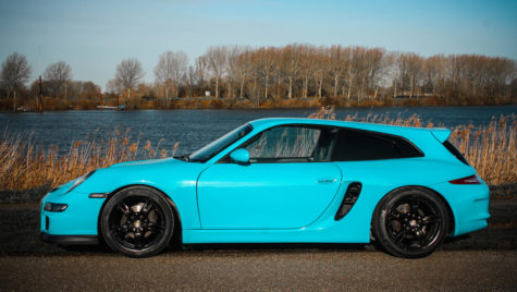 Porsche Boxster Shooting Brake: love it or hate it?