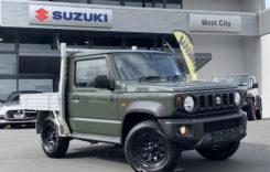 Suzuki Jimny Pick-Up: iată cât costă utilitara japoneză