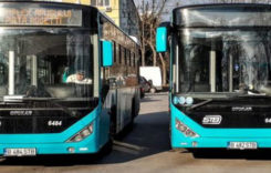 Transportul public din Bucuresti va fi redus din nou