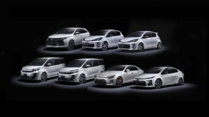 Linia GR Toyota