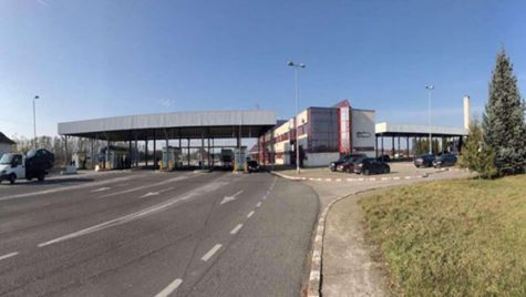 CORONAVIRUS. Cum se face trierea maşinilor la frontiere