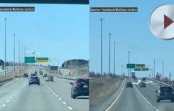 Video: aterizare de urgență pe autostradă!
