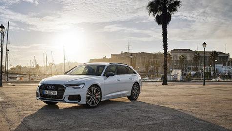 Audi A6 Avant plug-in: autonomie electrică 51 km