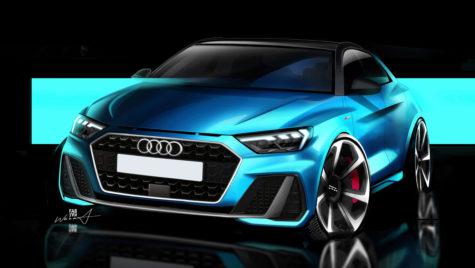 Audi A1 e-tron? Foarte probabil, da!
