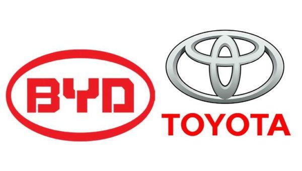 BTET Toyota BYD