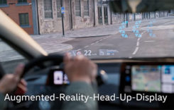 Iată cel mai spectaculos head-up display din industrie
