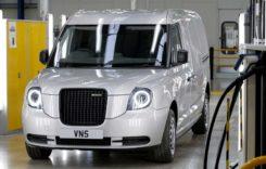 LEVC VN5: dubița electrică înrudită cu Volvo invadează Europa