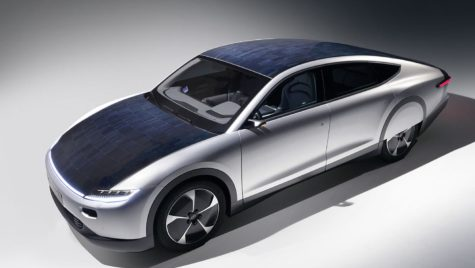 Lightyear One – mașina solară se încarcă cu 65 km pe zi!