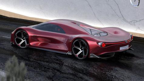 Mazda a brevetat un super-hibrid