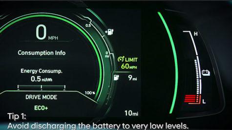 Vehicule electrice: 5 trucuri pentru o baterie sănătoasă