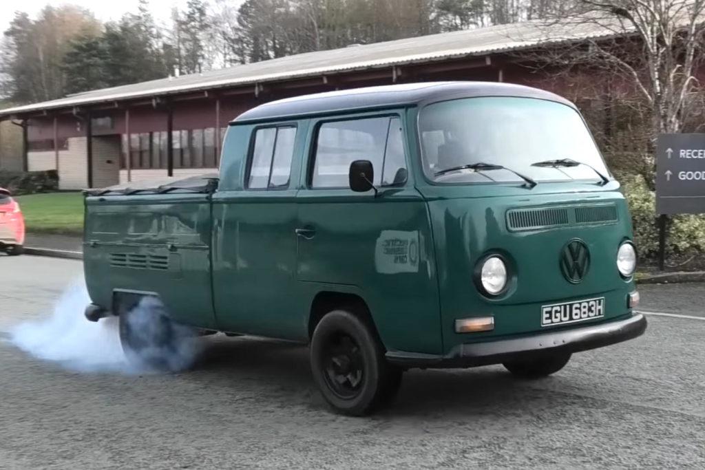 VW T2 electric