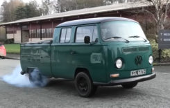 VW T2 Crew Cab electric are 450 CP!