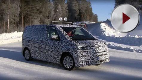 Volkswagen T7 spionat: iată tot ce știm despre viitoarea generație!