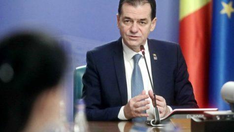 Ludovic Orban: O parte din bugetari ar putea intra în şomaj tehnic. Care sunt excepţiile