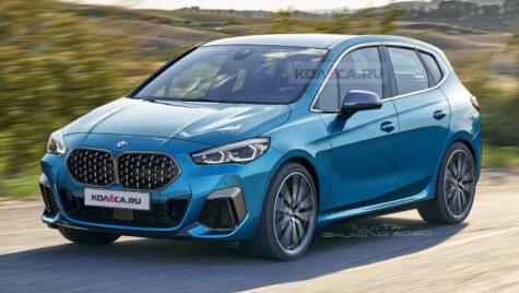 BMW Seria 2 Active Tourer – ce ne rezervă a doua generație?