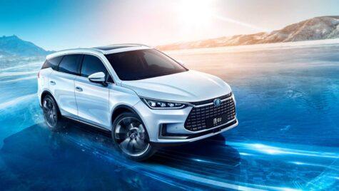 BYD Tang – SUV-ul electric deschide expansiunea BYD în Europa