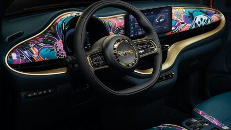 FIAT 500 electric: drumul spre nemurire