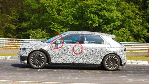 Hyundai 45 spionat ascunde două secrete