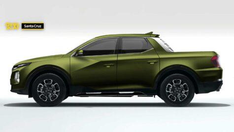 Hyundai Santa Cruz – ce știm despre pick-upul coreean