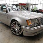 Mercedes-Benz E60 AMG – 200.000 de euro pentru un exemplar cu 2.300 km la bord!
