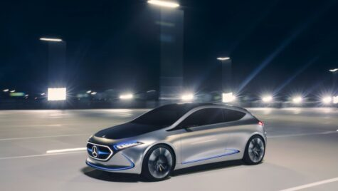 Mercedes-Benz nu va avea un hatchback electric