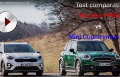 Test video: Kia Niro PHEV vs MINI Countryman S E All4