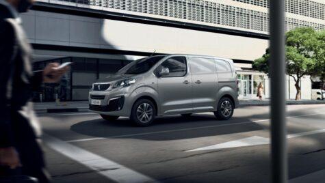 Peugeot e-Expert: 100% electric, până la 330 km autonomie