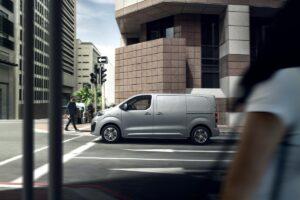 Peugeot e-Expert floteauto.ro