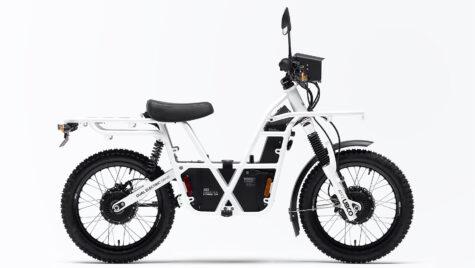 Motocicleta electrică cu tracțiune integrală: UBCO a venit în Europa