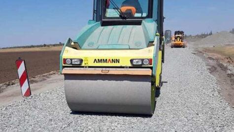 A început modernizarea sectorului DN2 – A2 din Centura Bucureşti