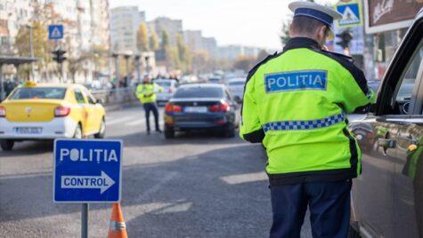 Autovehiculele înmatriculate în alte state, în atenţia Poliţiei