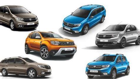 Producţia auto în România, în scădere cu aproape 63%