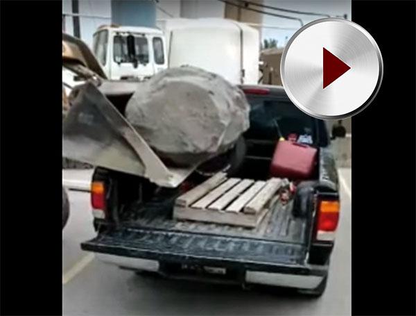 Camioneta pick-up floteauto.ro