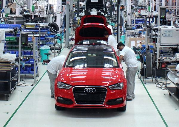 industria auto germană
